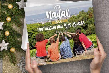Recta final para la campaña 'Este Nadal regala enoturismo nas Rías Baixas'