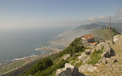 Monte de Santa Tecla Lookout