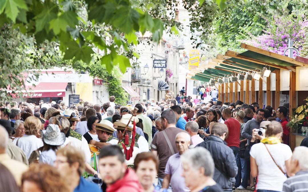 Ruta do Viño Rías Baixas reaches a new record with a 14.14% increase in visits during 2015