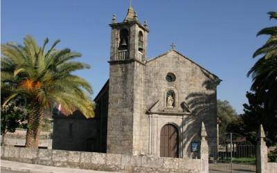 Iglesia de Santa María de Tebra