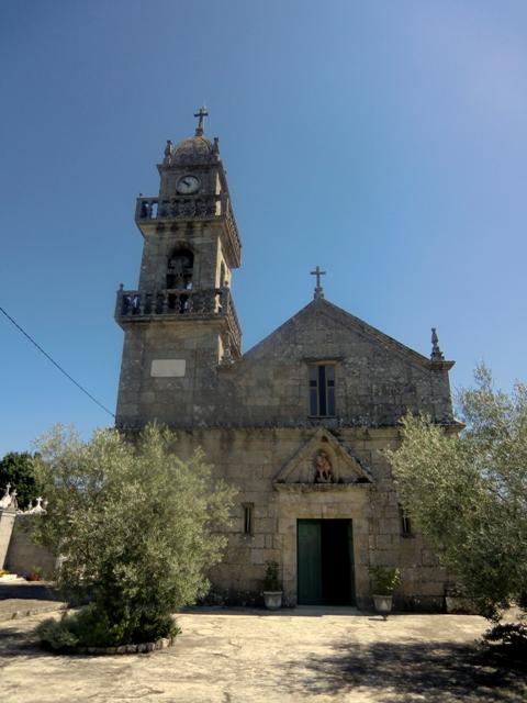 Iglesia de San Miguel de Tabagón