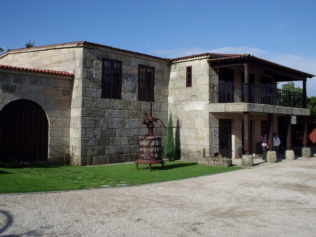Lagar de Pintos Winery