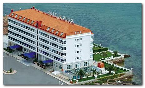 Talaso Hotel Louxo La Toja