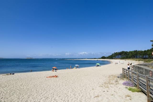 Playa Os Muiños