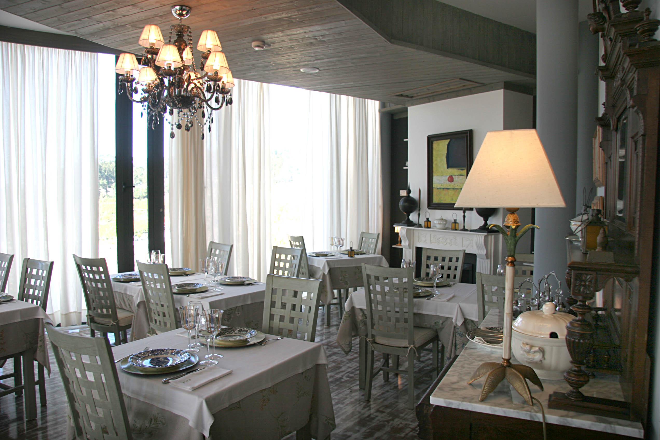 Restaurante Quinta de San Amaro