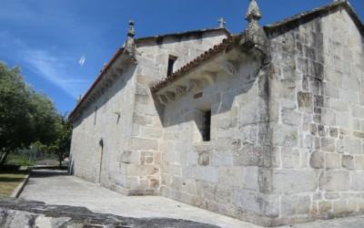 Iglesia de San Salvador de Tebra
