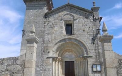 Iglesia Santa María de Tomiño