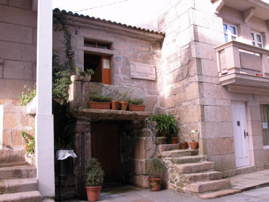Casa Museo de Cabanillas