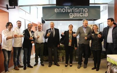 El Clúster de Turismo de Galicia crea la marca Enoturismo de Galicia, en la que está incluida la Ruta do Viño Rías Baixas