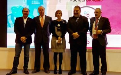 Ruta do Viño Rías Baixas participa en la presentación de Enoturismo Galicia en Fitur