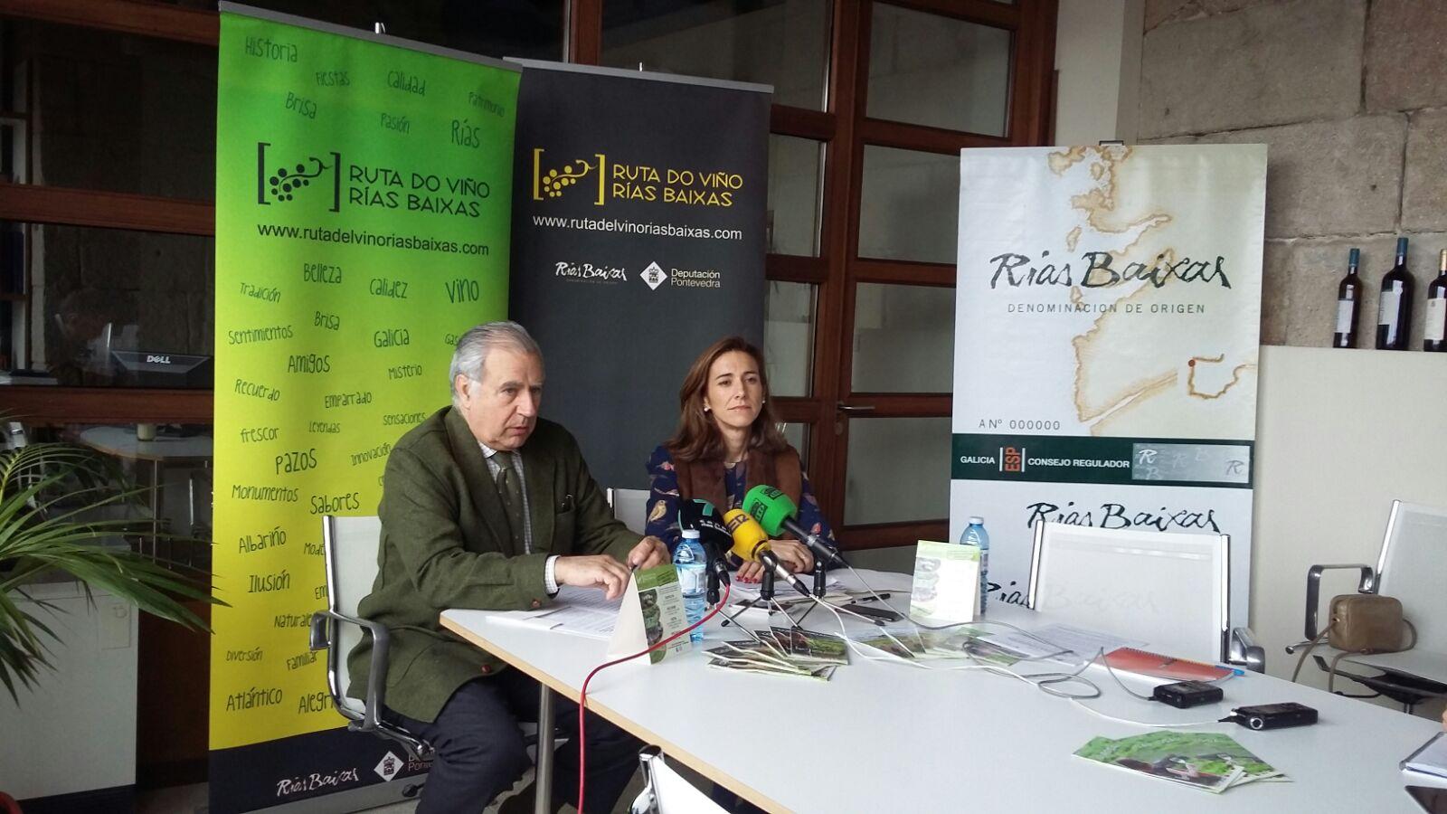 Magia, bicicleta en familia y actividades accesibles, principales novedades del amplio programa anual de la Ruta do Viño Rías Baixas