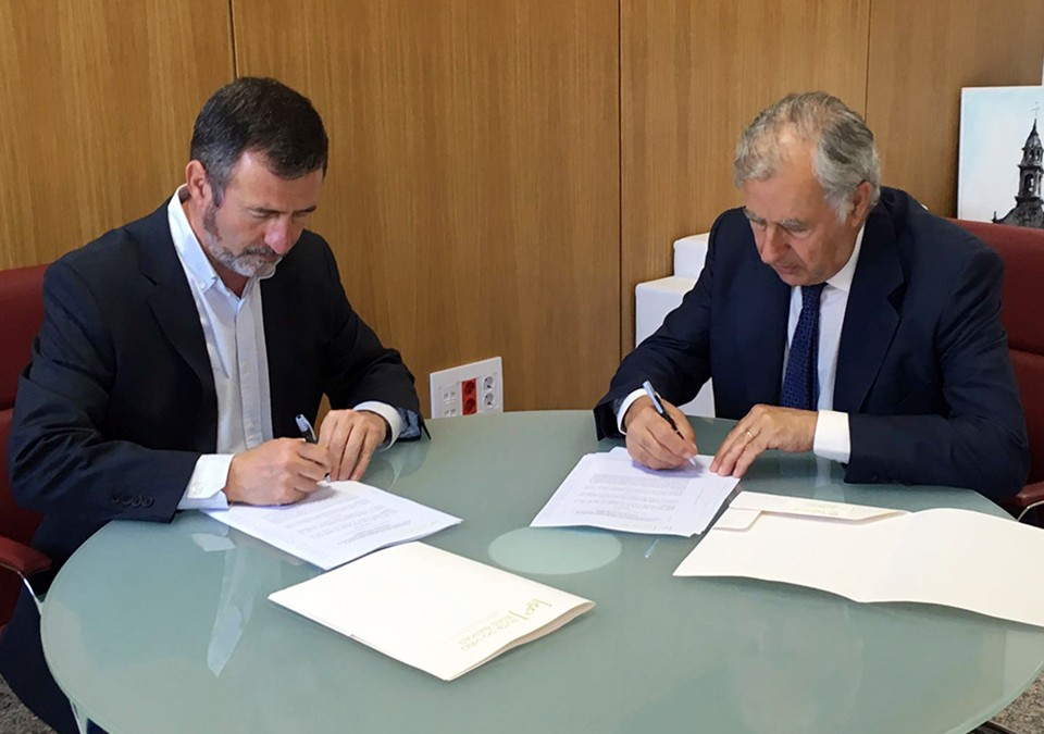 La Ruta do Viño Rías Baixas incrementa su lista de socios con el Ayuntamiento de Barro