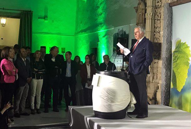 La Ruta do Viño Rías Baixas oferta 200 plazas para sus espectáculos de ilusionismo y percusión dentro de las Jornadas de Puertas Abiertas de las Rutas del Vino de Galicia