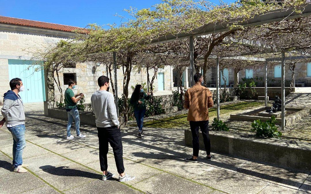Asociados de la Ruta do Viño Rías Baixas retoman su actividad por Semana Santa