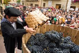Fiesta de la vendimia de Barrantes