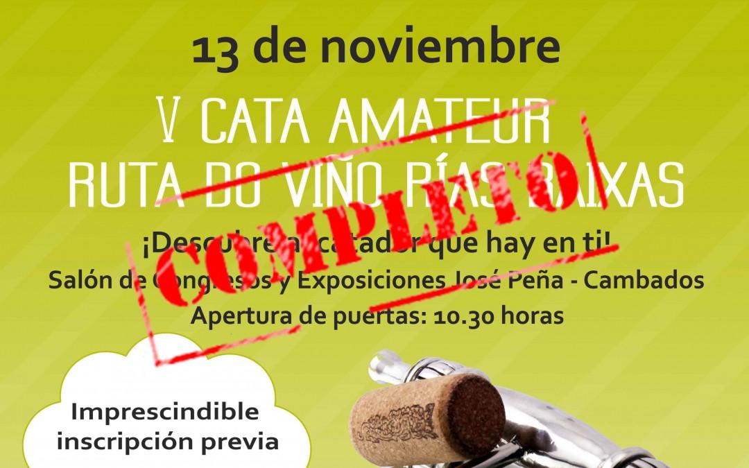 Las actividades del Día Europeo del Enoturismo de la Ruta do Viño Rías Baixas ya tienen todas sus plazas completas