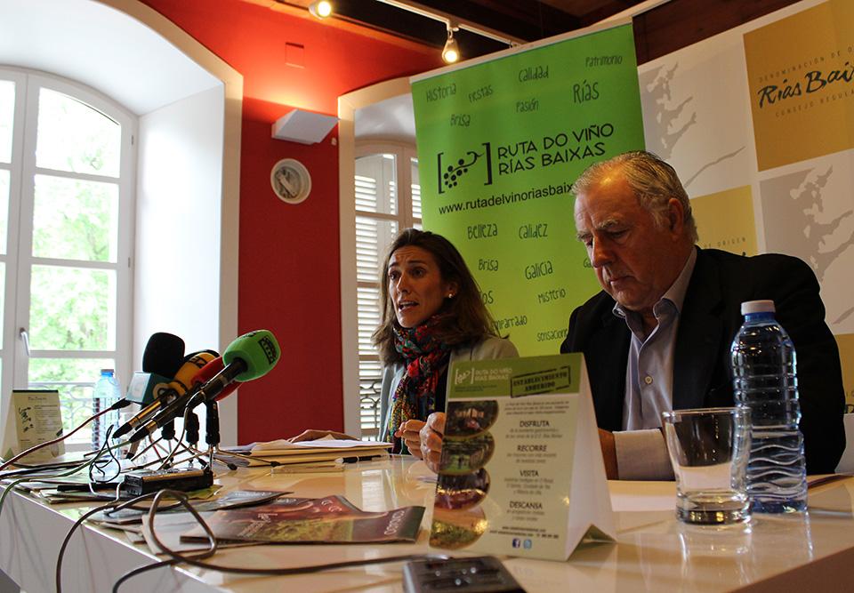 La Ruta do Viño Rías Baixas superó la barrera de los 100.000 visitantes el pasado año, aumentando en un 15% las cifras de 2015