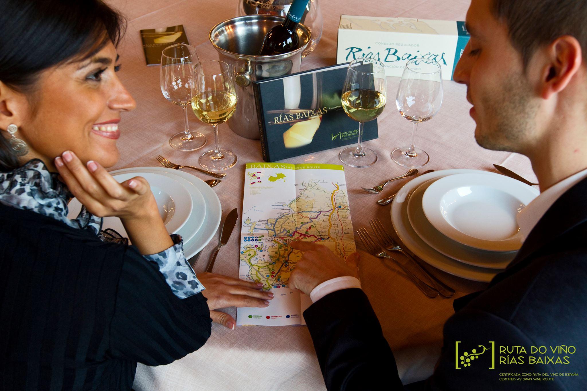Rías Baixas se mantiene entre las diez Rutas del Vino de España que registran mayor número de visitantes