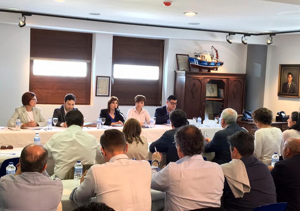 La Ruta do Viño Rías Baixas supera con nota la auditoría de ACEVIN y renueva su certificación como Ruta del Vino de España