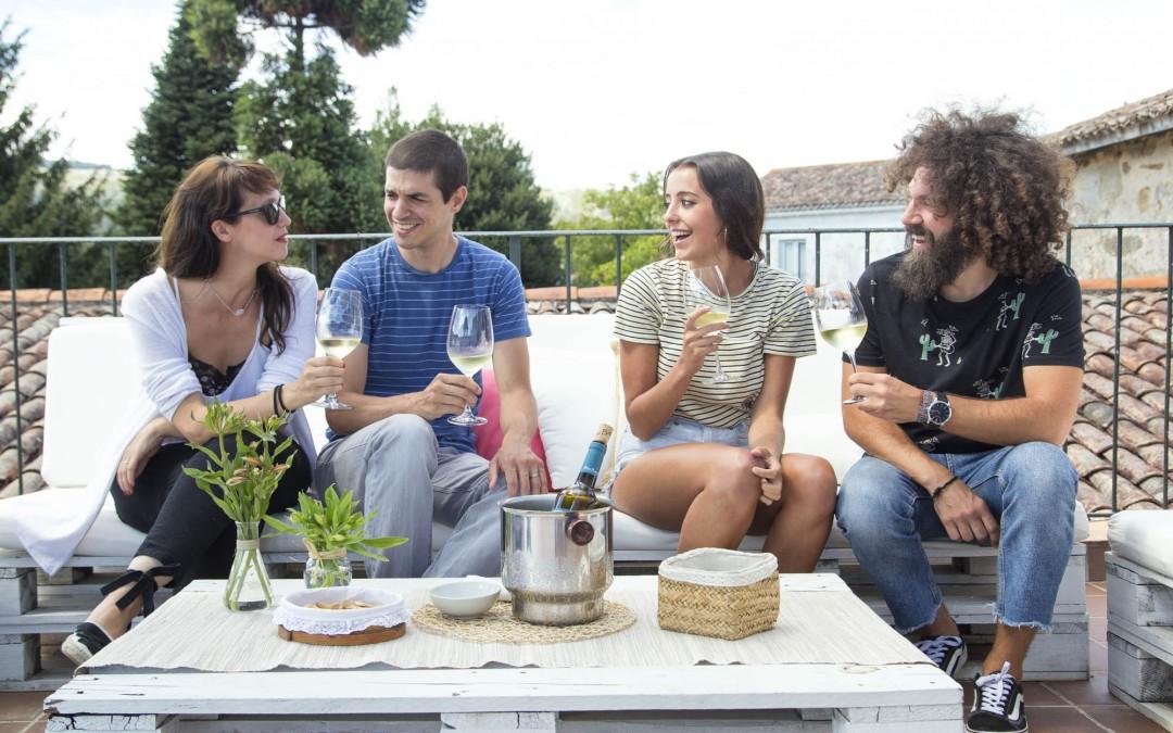 Rías Baixas se perfila como uno de los destinos preferidos por los enoturistas de las 27 Rutas del Vino de España