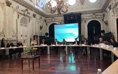 Ruta do Viño Rías Baixas is included in the Tourism Roundtable of the province of Pontevedra, as a fixed member