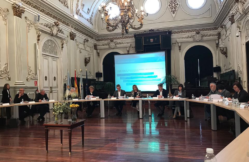 La Ruta do Viño Rías Baixas se integra en la Mesa de Turismo de la Provincia de Pontevedra como miembro de carácter fijo