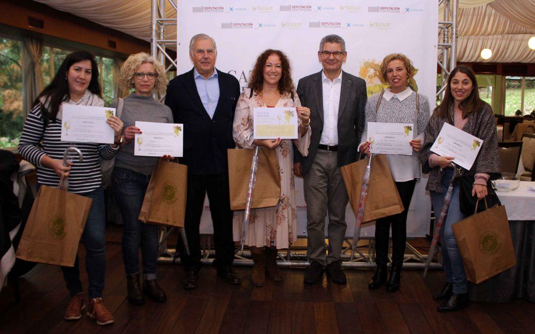 Cultura, música en directo y degustación de productos en una exitosa VII Cata Amateur Ruta do Viño Rías Baixas